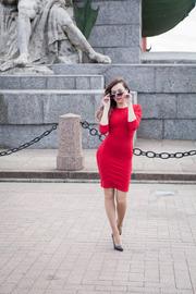 Russian Brunette Beauty Ulia 00