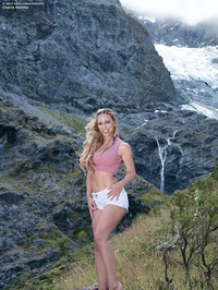 Cherie DeVille On The Rocks 00
