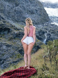 Cherie DeVille On The Rocks 01
