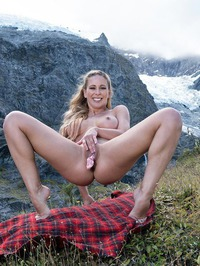 Cherie DeVille On The Rocks 06