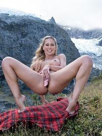 Cherie DeVille On The Rocks 06