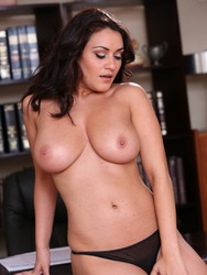 Charley Chase And Gracie Glam Analingus 06