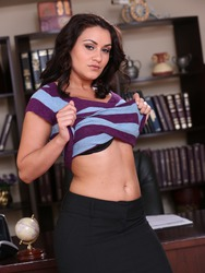 Charley Chase And Gracie Glam Analingus 18
