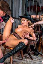Jessa Rhodes In Wild West Cosplay Porn Action 02