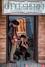 Jessa Rhodes In Wild West Cosplay Porn Action 15