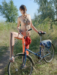 Black MO Takes A Joyride And Strips Outdoors 16