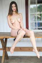 Natural Big Boobed Stella Cox 01
