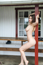 Natural Big Boobed Stella Cox 07