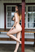 Natural Big Boobed Stella Cox 09