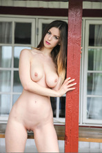 Natural Big Boobed Stella Cox 12