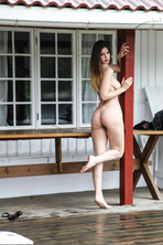 Natural Big Boobed Stella Cox 13