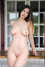 Natural Big Boobed Stella Cox 15