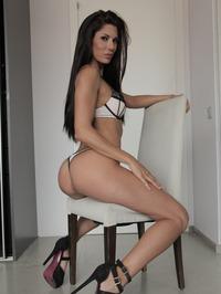 Hot Latina In Highheels 18