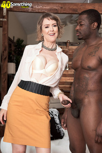 Jamie Gets A Big, Black Cock 09