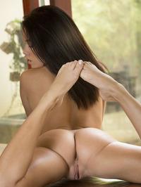 Gorgeous American Brunette Megan Rain 06
