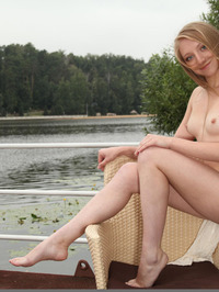 Alisa J Sexy Naked Blonde Chick 16