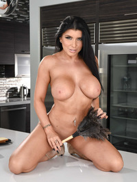 Sexy And Busty Romi Rain 09