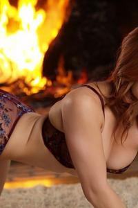 Molly Stewart In Fiery Fantasy 00