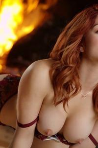 Molly Stewart In Fiery Fantasy 03