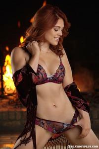 Molly Stewart In Fiery Fantasy 17