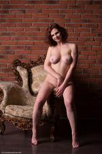 Busty Redhead Aphrodita