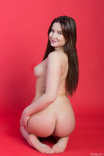 Naked Young Babe Marra In Casting