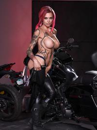 Anna Bell Peaks Biker Babe 10