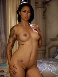 Dana Vespoli Solid Strip 01