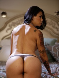 Dana Vespoli Solid Strip 08