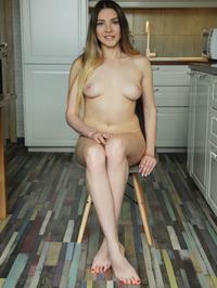 Kira In The Kitchen 00
