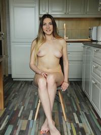 Kira In The Kitchen 13
