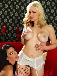 Super Hot Lesbian Action With Sarah Vandella And Jessica 04