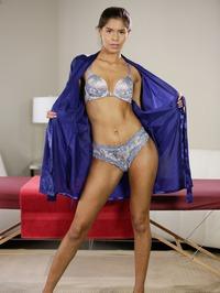 Skinny Latina Katya Rodriguez  02