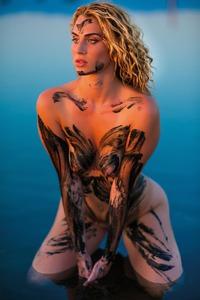 Leona Ruljancic In Playboy Croatia 07