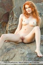 Sexy Redhead Heidi 09