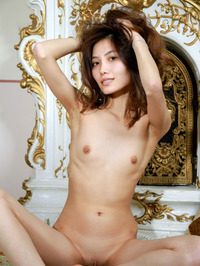 Elegant, Slinky And Sexy, That's Russian Beauty Anna Aki 14