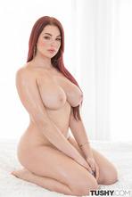 Redhead Busty Slut Skyla Novea 01